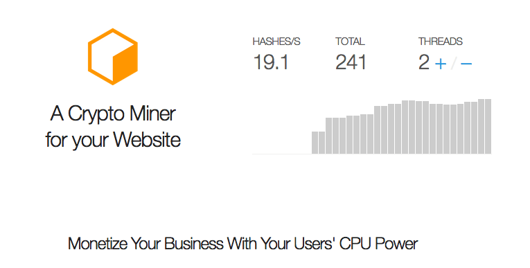 Alternatief online businessmodel: betalen met processorkracht